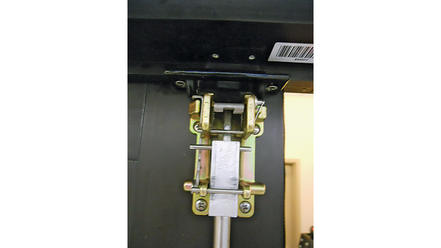 Sargent Surface Vertical Rod Exit Device And Electrified