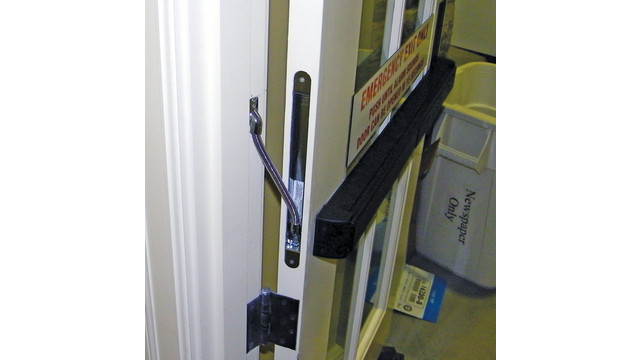 How To Upgrade An Existing Opening With Electrified Trim