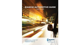 Bianchi USA Releases Automotive Guide, Summer 2012 Version