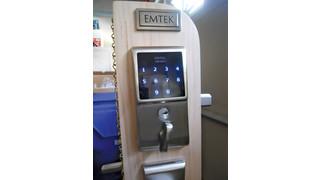 Emtek EMTouch™: Electronic Touchscreen Deadbolt Comes Home