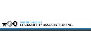 NC Locksmith's Association 2015 Regional Security Trade Show