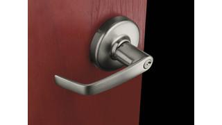 Vandal Resistant Lever Lock