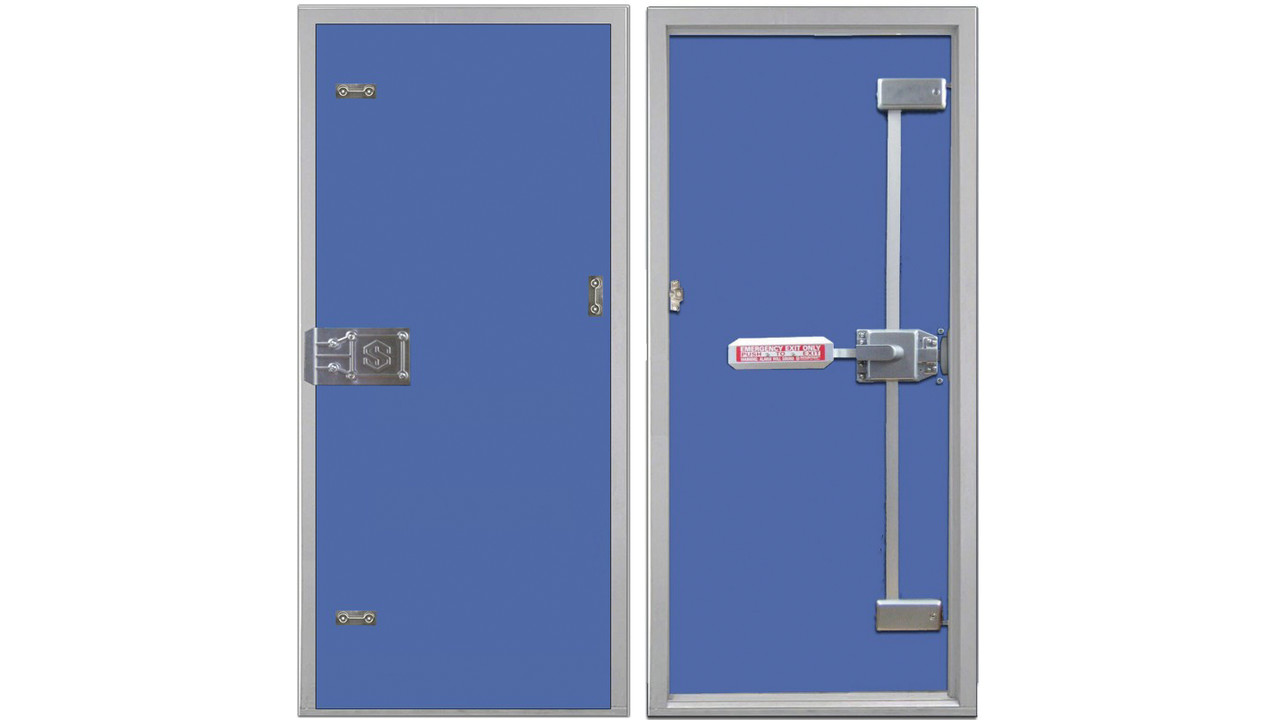 Securitech S Trident Multi Point Exit Lock Helps Retailers