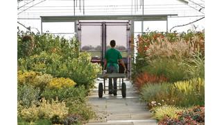 Detex Outdoor Area System Secures Garden Center