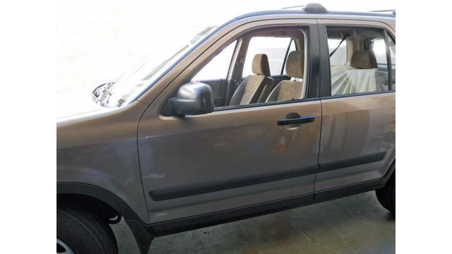 2002 Honda CR-V Door Lock Replacement