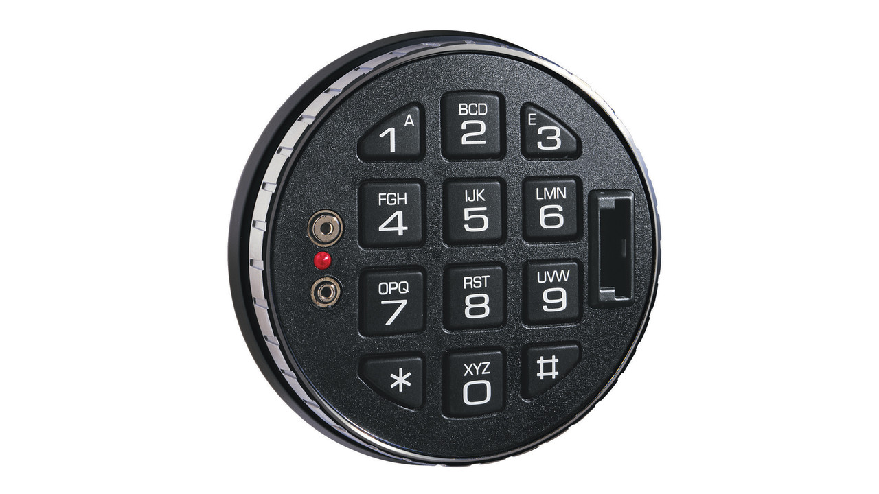 Auditgard Series Electronic Combination Lock Locksmith