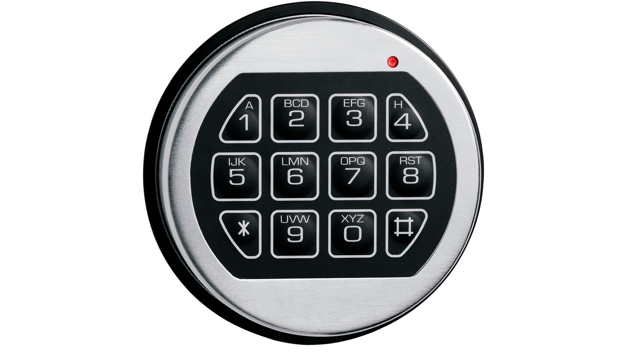 Combogard Pro Series Programmable Electronic Combination Lock