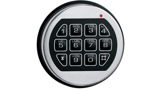 ComboGard Pro Series: Programmable Electronic Combination Lock