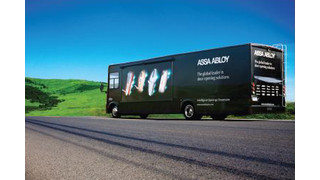 ASSA ABLOY Intelligent Openings Showroom Visits SLD on Thursday