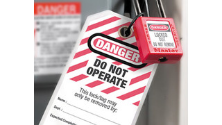 Master Lock Safety Series A Hit At Conference