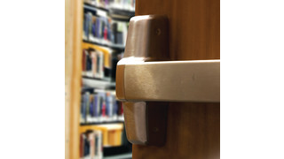 """Quiet Suite"" Door Hardware"