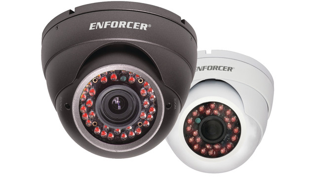 Vandal-Resistant Rollerball Cameras