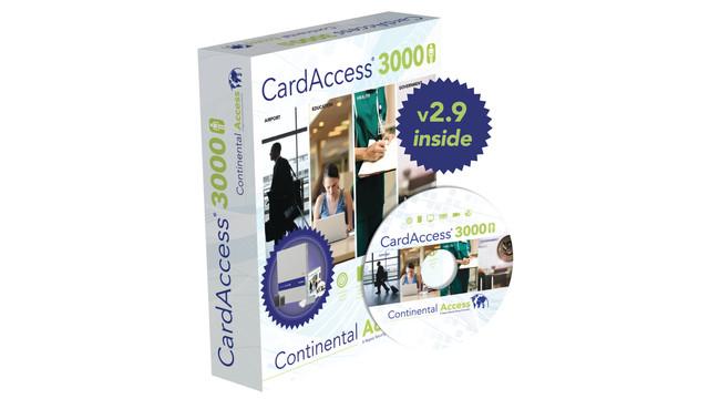CA3000 version 2.9 Software