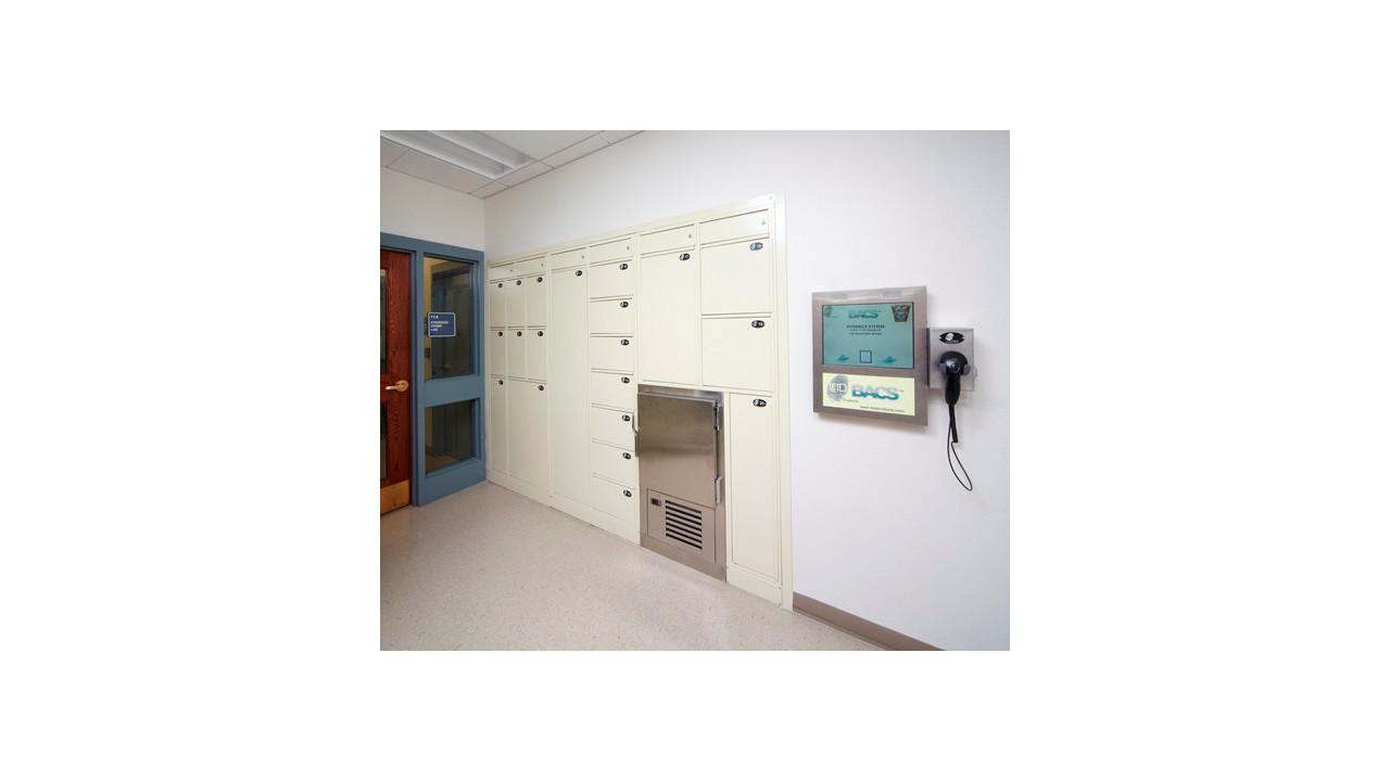Bacs Asset Management System Secures Hospital Law