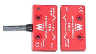 Magnetic and Electronic Non-contact Safety Switch Interlocks
