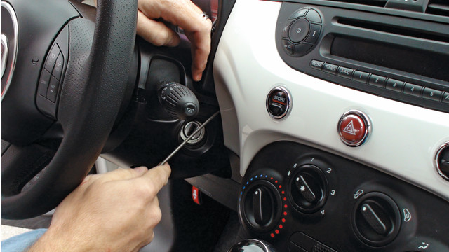 How To Service the Fiat 500 Hatchback, Part 2
