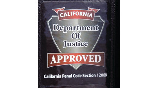Guide To California DOJ Gun Safe Requirements