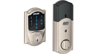 The Wave of the Future: Schlage Touchscreen Deadbolt and Nexia Home Automation