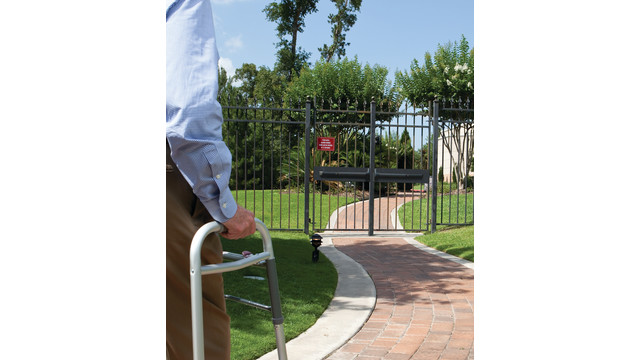 Newsbriefs: Detex Outdoor Systems Keeps Patients Safe