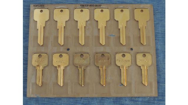 Locksmiths Can Use Kaba Ilco S Engrave It Xp Key Machine