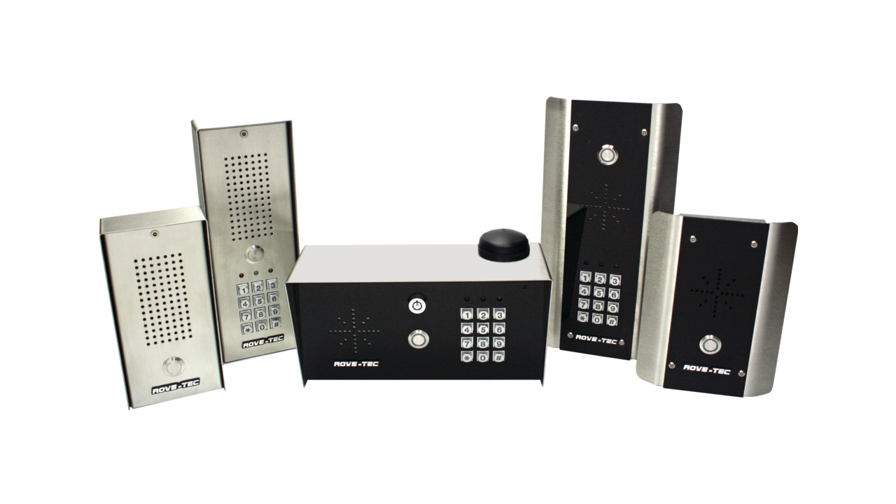 Selling Wireless Door Or Gate Intercom Systems Locksmith