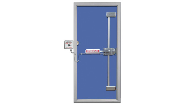 Integrated Exit Alarms And Access Control Locksmith Ledger