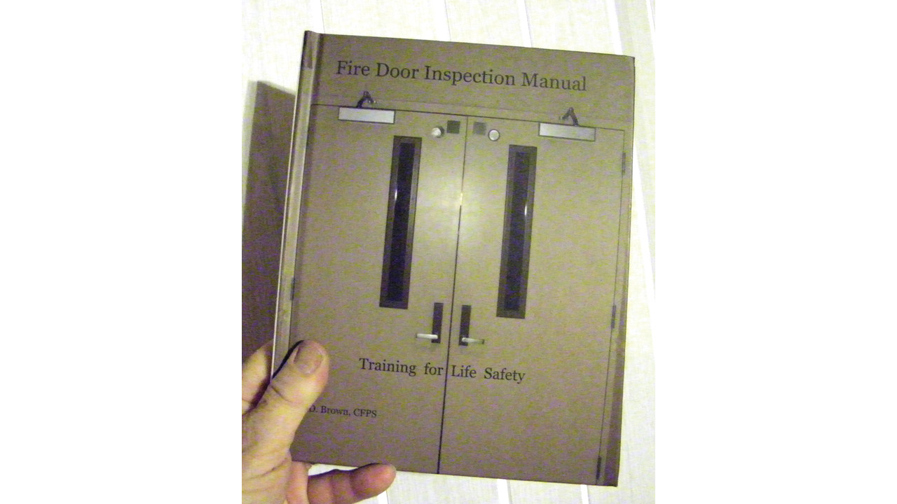 How Much Is A Locksmith >> Fire Door Inspection: Opportunity Knocks   Locksmith Ledger
