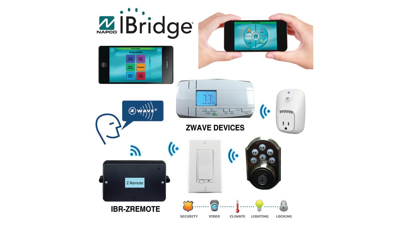 With Its Ibridge Interactive Remote Services Napco A