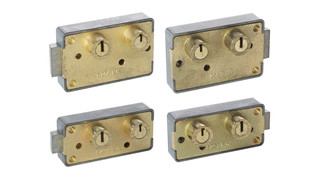 Replacement Safe Deposit Locks