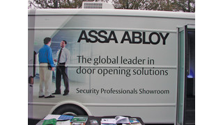 ASSA ABLOY's Security Professionals Showroom Hits The Road