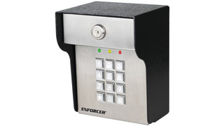 Outdoor Standalone Keypad
