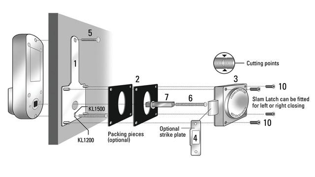 The Evolution of Pushbutton Locks | Locksmith Ledger