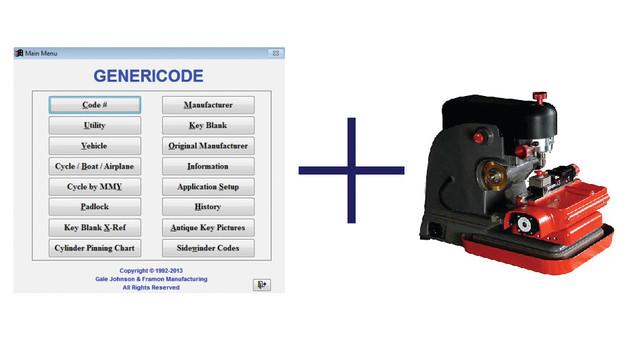 3-D Pro Xtreme / Genericode