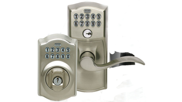 The Evolution Of Pushbutton Locks Locksmith Ledger