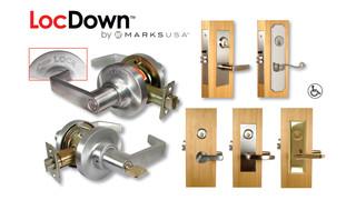 Loc-Down™ Classroom Intruder Locks