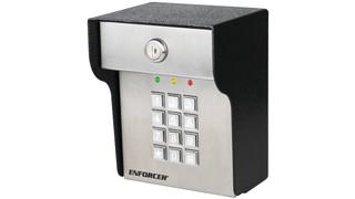 Outdoor Standalone Keypad
