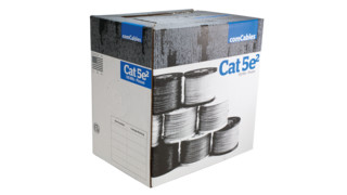 Cat 5e2 Plenum Cable
