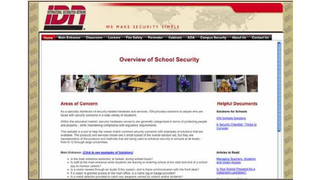New IDN Website Addresses School Security