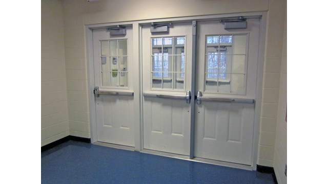 Comprehensive Plan Enhances School Security Locksmith Ledger