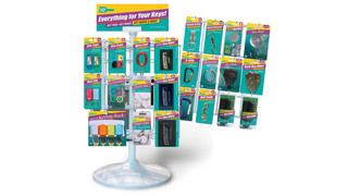 Four New Displays Available From Lucky Line