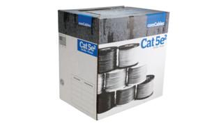 Cat 5e2 Plenum Cable