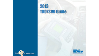 Updated TKO/SDD Guide