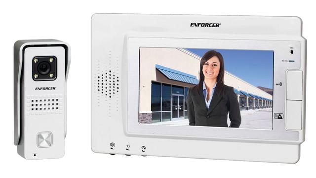 Hands-Free Video Door Phone