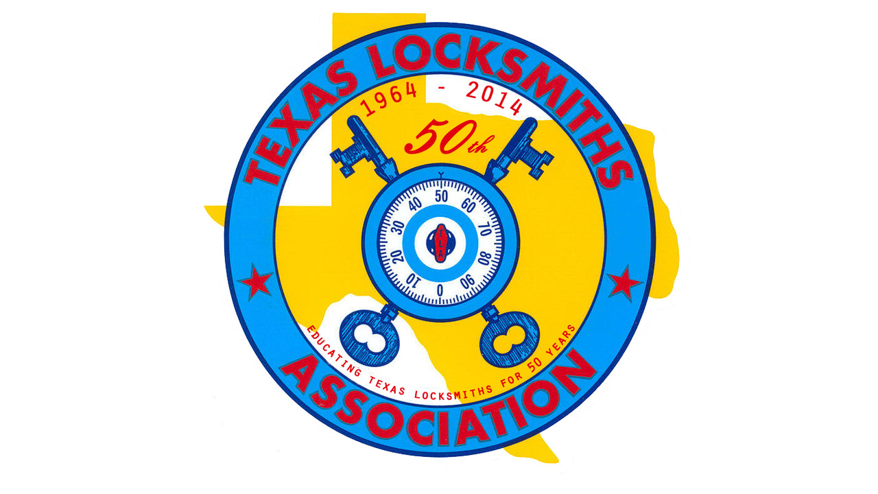 Texas Locksmiths Association Trade Show Amp 50th Anniversary