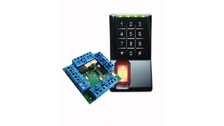 Standalone Biometric Access Control from Kaba ADS