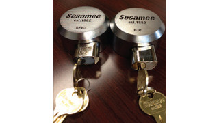 Sesamee® Introduces SFIC & KIK Hidden Shackle Padlocks: Watch The Video