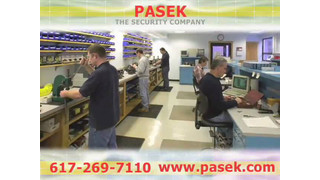 Pasek Corporation - The Security Company