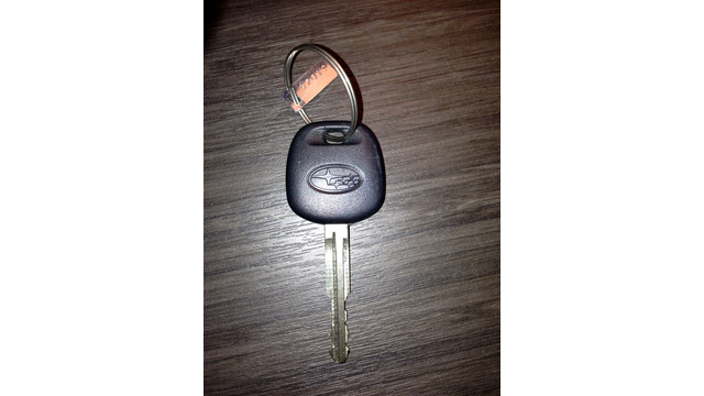Return of the Automotive Mechanical Key and Lock?