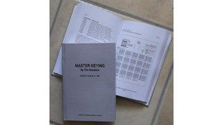 'Master Keying by the Numbers'