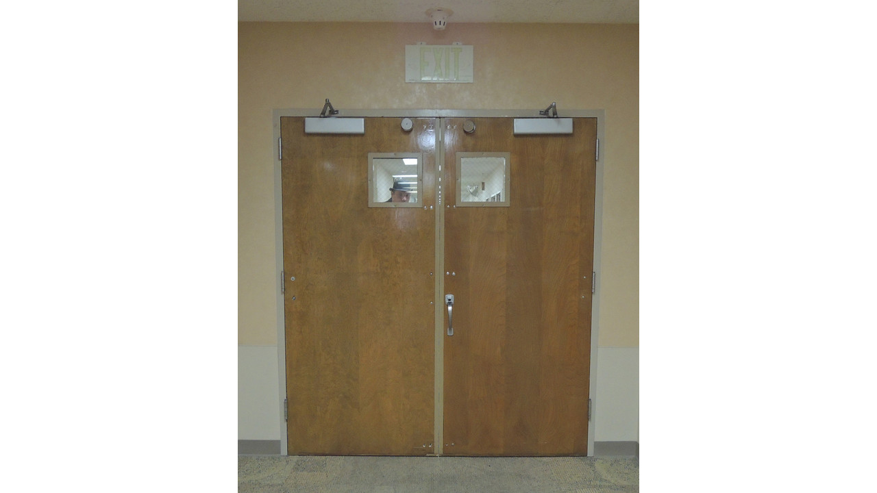 Fire Rated Openings Hardware And Examples Locksmith Ledger